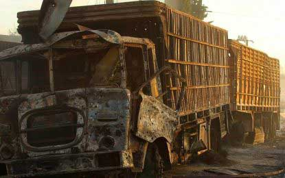 US holds Russia responsible for attack on Syrian UN Humanitarian Convoy