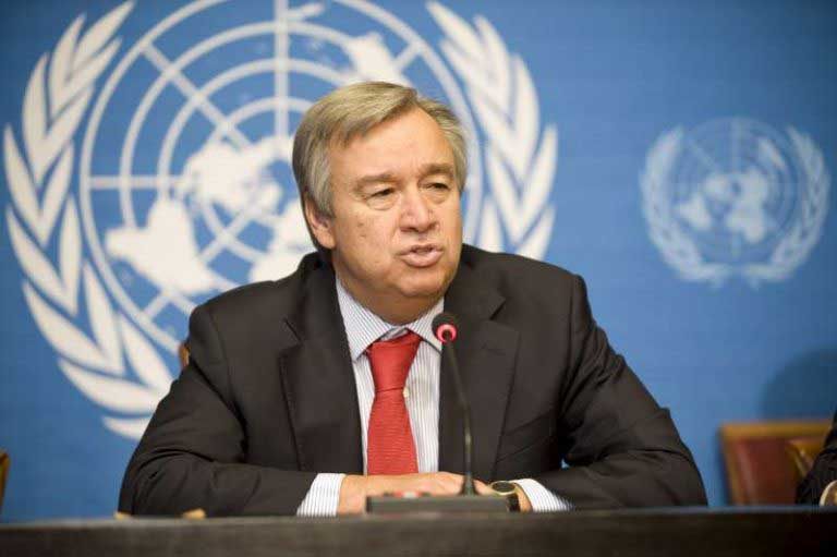 Former Portuguese PM to become next UN Secretary General?