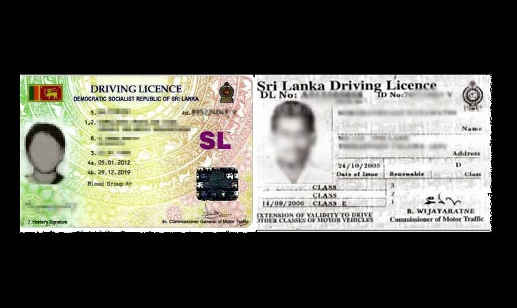 DMT to issue smart drivers licences