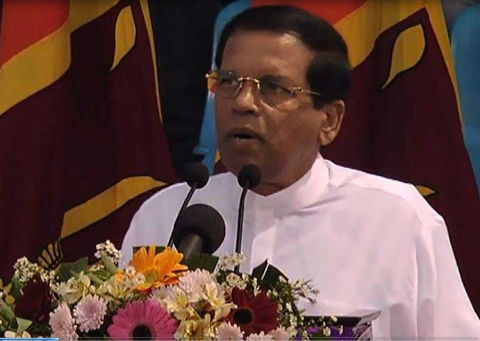 World Heart Day celebrated under auspices of President Sirisena