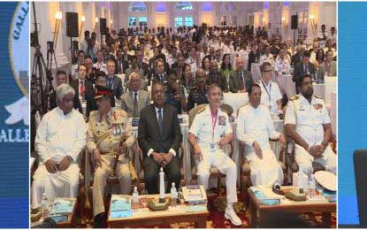 SL Navy's International Maritime Conference commences in Colombo
