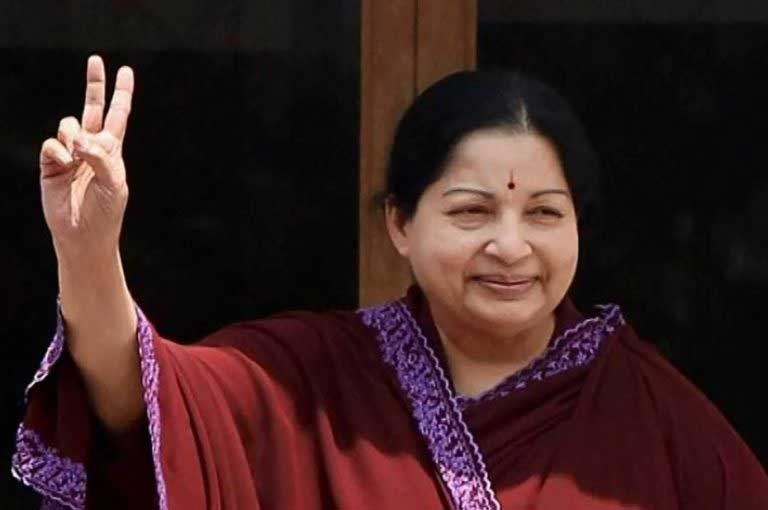 "India Chief Minister Jayalalithaa says she has been ""reborn"""