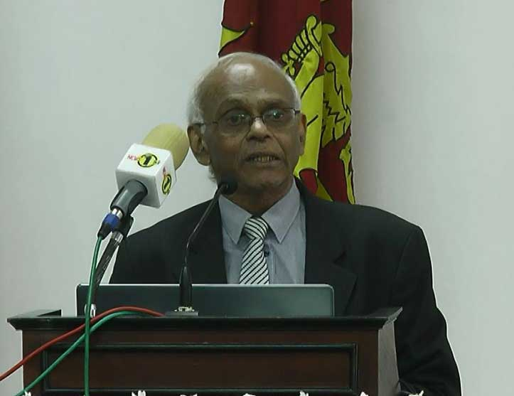 We should have a 360 degree approach to economic cooperation: W.A. Wijewardene