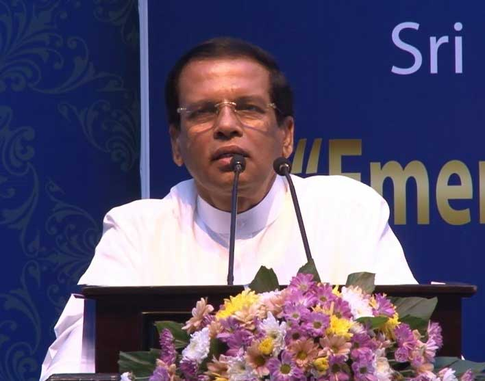 Clinical Nutrition Conference held under auspices of President Sirisena