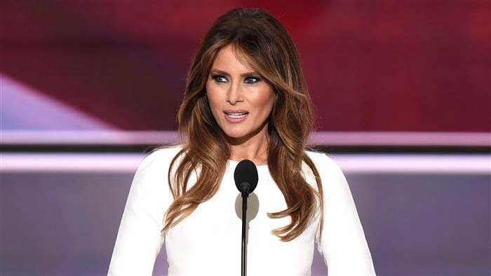The culture of social media has gotten too mean and too rough: Melania Trump