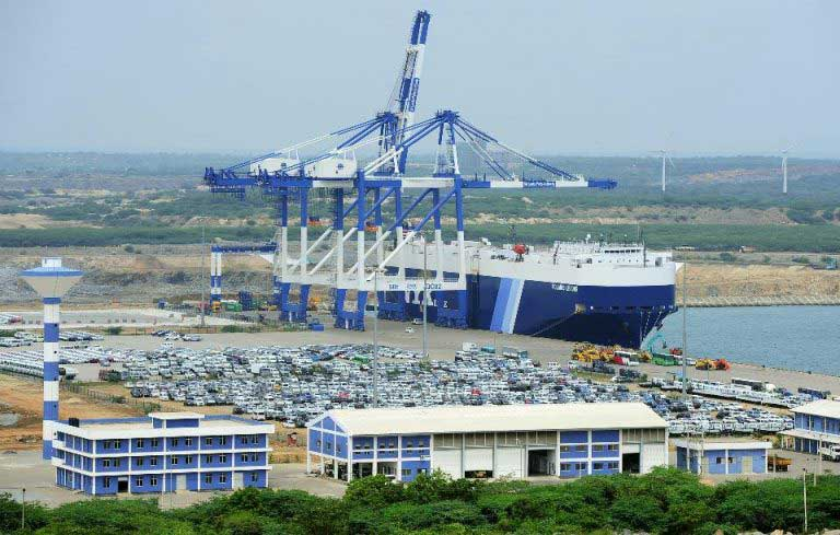 Report on Hambantota Port incident handed over to PM