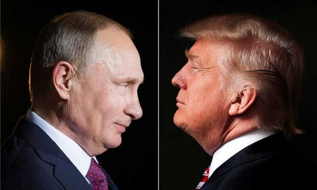 Putin, Trump top Forbes' 2016 'World's Most Powerful People' list