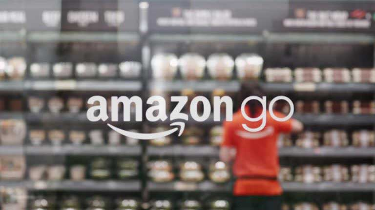 Amazon's grocery store: No lines, no checkout