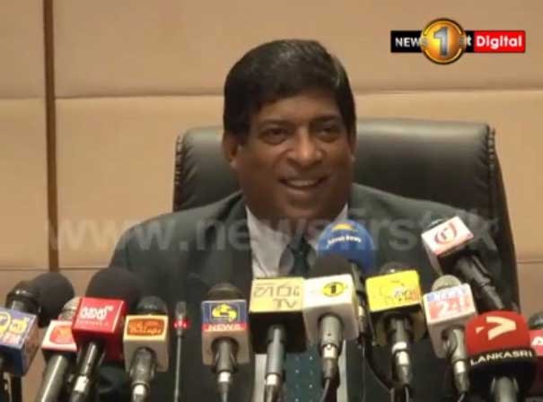 A call From the IGP : FM Karunanayake expresses views to media
