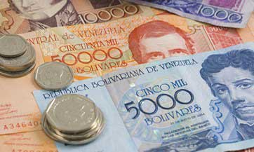 Venezuela to replace country's highest denomination banknotes