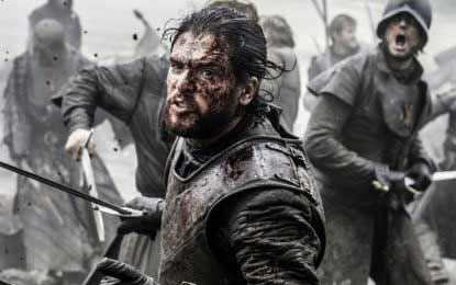 'Game of Thrones' most pirated TV show of 2016