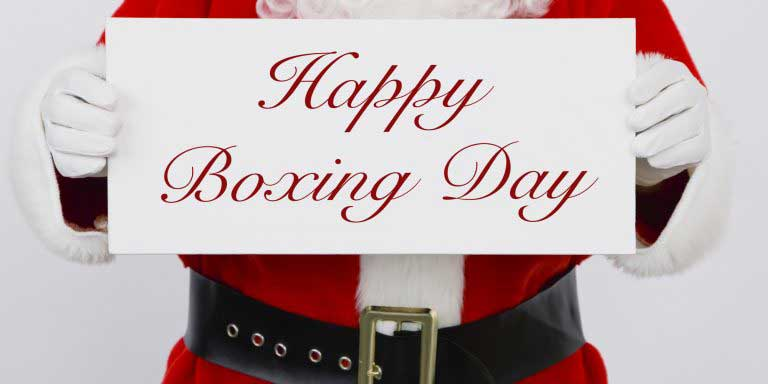 From the Victorian era to present 'Boxing Day'