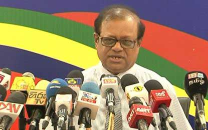 Who wants to protect Arjuna Mahendran? –  An indirect answer by the SLFP