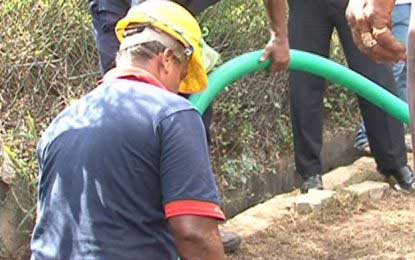 Colombo Port oil pipeline leak discovered during repairs