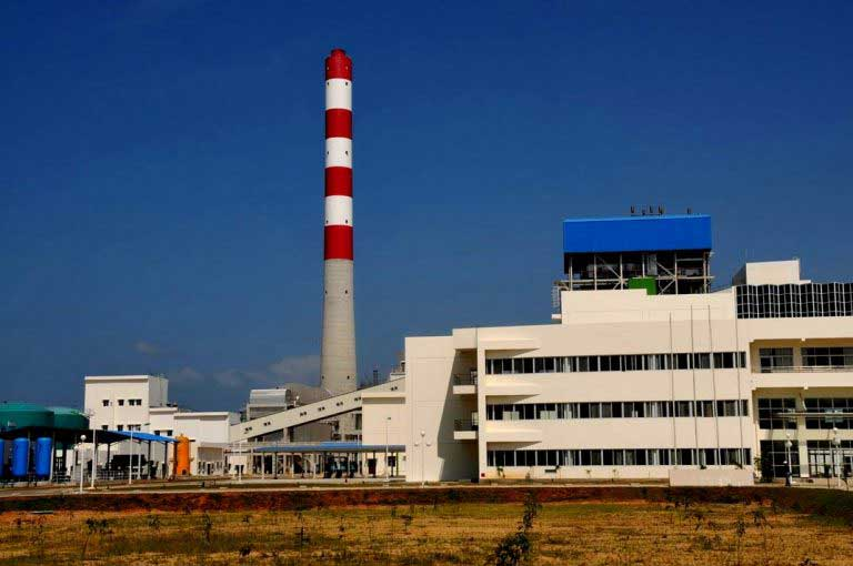 NARA expresses concern over Norochcholai power plant water released to the sea