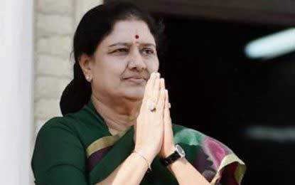 VK Sasikala convicted in corruption case by Supreme Court