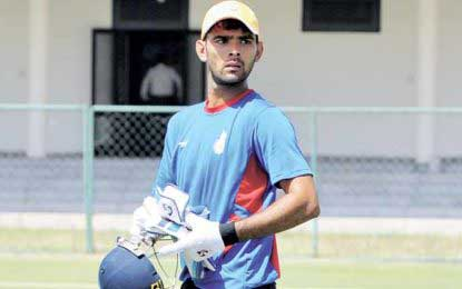Indian cricketer scores triple century in T20 match