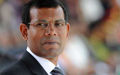 Former Maldivian President in hope of presidential candidacy for 2018