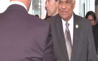Premier Wickremesinghe concludes official visit to Australia