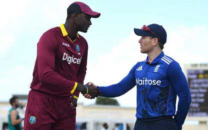 England beat West Indies to seal series win