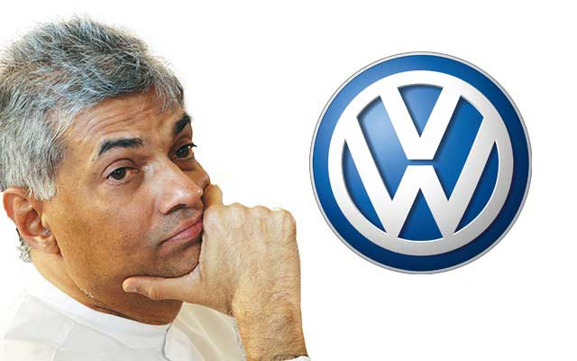 Volkswagen's latest move: A far cry from PM Wickremesinghe's claims (Video)