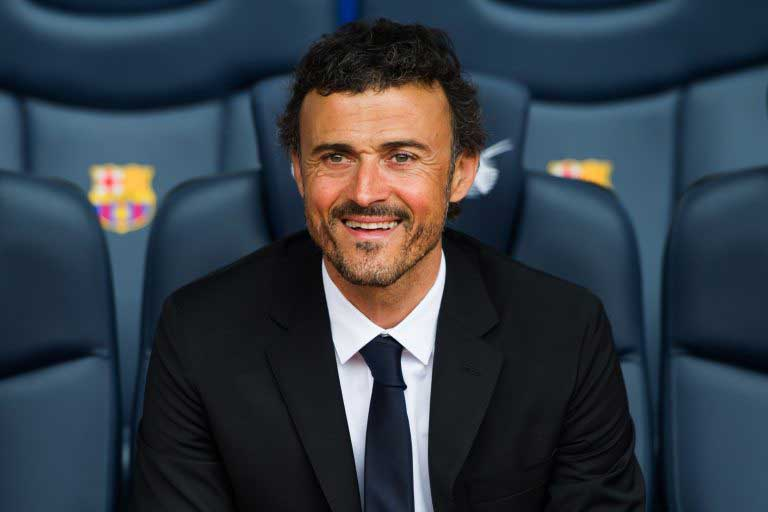 FC Barcelona:Luis Enrique to step-down