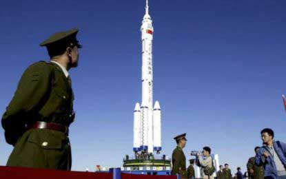 China launches its first unmanned cargo spacecraft