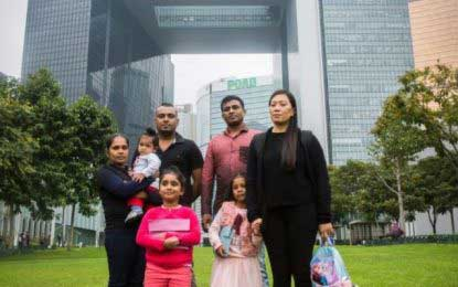 Group who helped Edward Snowden denied Hong Kong asylum