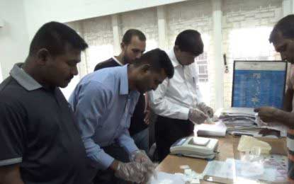 """Suspect says Rs.1.5m worth Cocaine was """"for a party in Kollupitiya"""""""