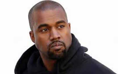 US rapper Kanye West disappears from social media