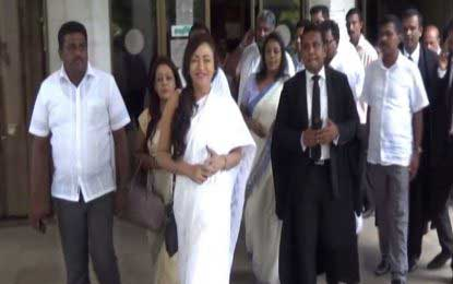 SC provides stay order against verdict over Geetha's parliament seat