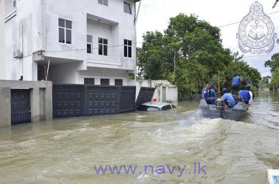 SL Navy says over 2000 people have been rescued
