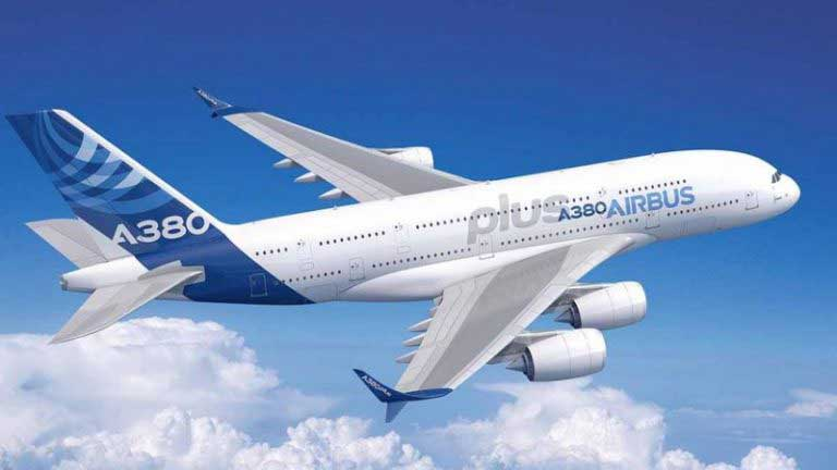Airbus unveils upgraded A380 jumbo