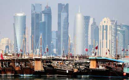 Five countries cut ties with Qatar over 'terrorism' support