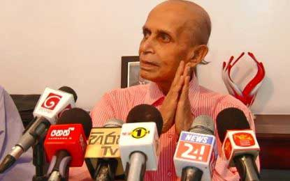 Former President of SLMC makes an appeal to the GMOA