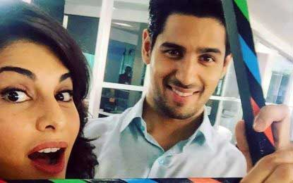"""Easy to romance Sidharth Malhotra on-screen"": Jacqueline Fernandez"