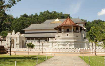 Kandy's Temple of Tooth Relic declared 'World's first-ever Eco Religious Site'