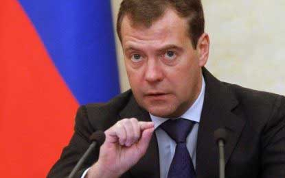 Russian PM says new U.S. sanctions amount to 'full-scale trade war'