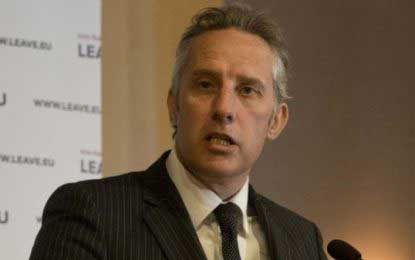 UK MP Ian Paisley Jr. accepted two all-expenses-paid trips from SL govt: Media Reports