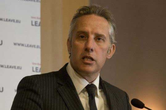 UK MP Ian Paisley Jr. accepted two all-expenses-paid trips ...