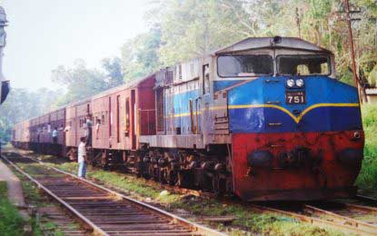 Railways Dept says services back on track