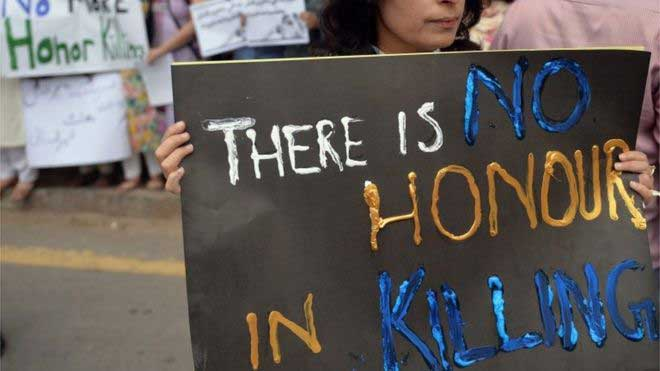 Pakistan 'honour killing': Karachi teen lovers 'were electrocuted'
