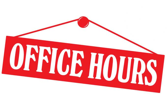 Office hours at Battaramulla govt offices to change in September