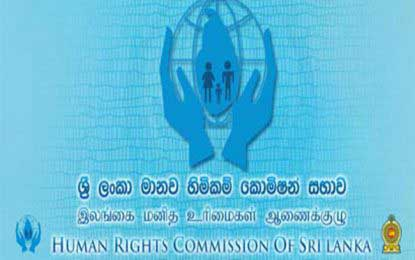 No reports of disappearances and abductions since 2014: Sri Lanka HRC