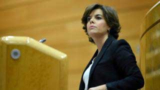 Catalonia independence: Spain takes charge of Catalan government