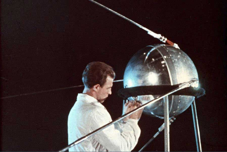 VIDEO STORY: The world's first satellite – Sputnik 1 – was launched 60 years ago