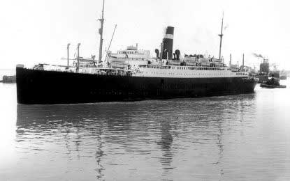 Wreck of the first ship to be sunk in WW2 found
