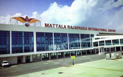 """""""Rs. 8.4 million losses a day owing to failed Mattala Rajapaksa International Airport"""""""