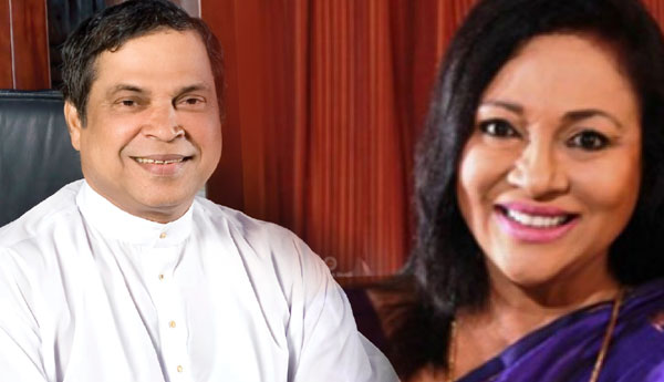 Geetha Kumarasinghe's parliamentary position filled