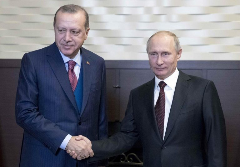 Turkey and Russia agrees to focus on political solution in Syria